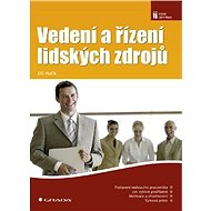 Vedení a řízení lidských zdrojů - Elektronická kniha