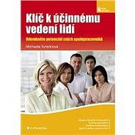 Klíč k účinnému vedení lidí - Elektronická kniha