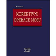 Korektivní operace nosu - Elektronická kniha