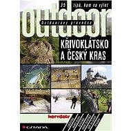 Outdoorový průvodce - Křivoklátsko a Český kras - Elektronická kniha