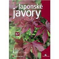 Japonské javory - Elektronická kniha