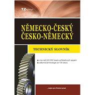 Německo-český/ česko-německý technický slovník - Elektronická kniha