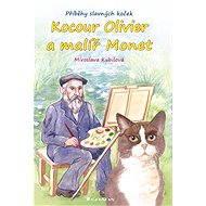 Kocour Olivier a malíř Monet - Elektronická kniha