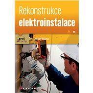 Rekonstrukce elektroinstalace - Josef Kunc