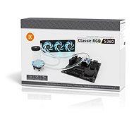 EK Water Blocks EK-KIT RGB S360 - Vodní chlazení