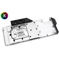 EK Water Blocks EK-Vector Radeon RX 5700/XT RGB - nikl plexi - Vodní blok pro VGA