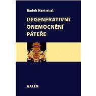 Degenerativní onemocnění páteře - Radek Hart, et al.