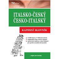 Italsko-český / česko-italský kapesní slovník - Elektronická kniha