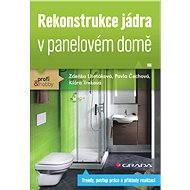 Rekonstrukce jádra v panelovém domě - Elektronická kniha