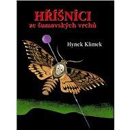 Hříšníci ze šumavských vrchů - Elektronická kniha