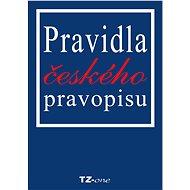 Pravidla českého pravopisu - Elektronická kniha