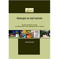 Nebojte se být bohatí - Elektronická kniha -  Tomáš Činčala