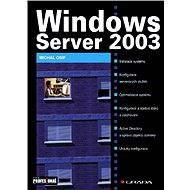 Windows Server 2003 - Elektronická kniha