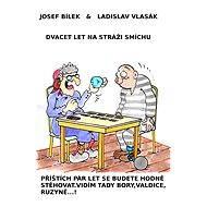 Dvacet let na stráži smíchu - Elektronická kniha