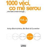 1000 věcí, co mě serou 4 - Elektronická kniha