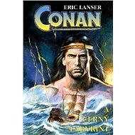 Conan a černý labyrint - Elektronická kniha
