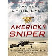 Americký sniper - Elektronická kniha
