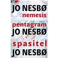 Série Harry Hole 4.- 6. díl za výhodnou cenu - Elektronická kniha ze série Harry Hole,  Jo Nesbo