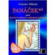 Panáček*3 - Elektronická kniha