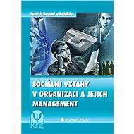 Sociální vztahy v organizaci a jejich management - Vojtěch Bednář, kolektiv a