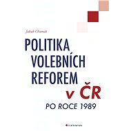 Politika volebních reforem v ČR po roce 1989 - Elektronická kniha