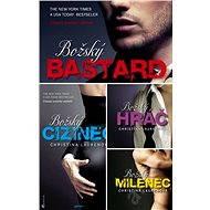 Erotická série Božský bastard za výhodnou cenu - Elektronická kniha ze série Božský bastard,  Christina Laurenová