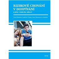 Rizikové chování v dospívání - Elektronická kniha