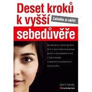 Deset kroků k vyšší sebedůvěře - Elektronická kniha