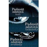Erotická série Padesát odstínů za výhodnou cenu - Elektronická kniha E L James