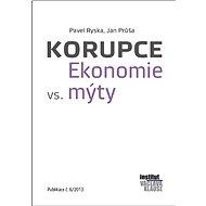 Korupce - Elektronická kniha