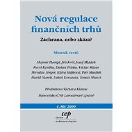 Nová regulace finančních trhů - Elektronická kniha