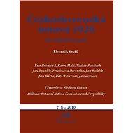 Československá ústava 1920 - Elektronická kniha