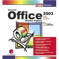 Office 2003 - Elektronická kniha