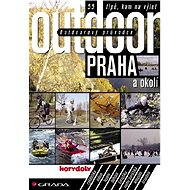 Outdoorový průvodce - Praha a okolí - Elektronická kniha