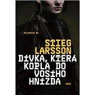 Dívka, která kopla do vosího hnízda - Stieg Larsson