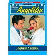 Nabídka k sňatku - Elektronická kniha