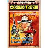Paní ranče Lone Star - Elektronická kniha