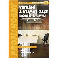 Větrání a klimatizace domů a bytů - Elektronická kniha