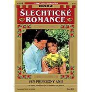 Sen princezny Anji - Elektronická kniha