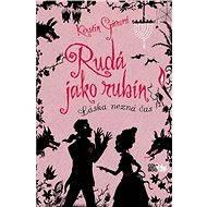 Rudá jako rubín - Elektronická kniha