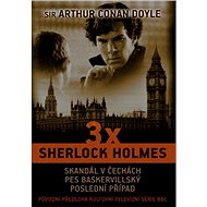3 x Sherlock Holmes - Elektronická kniha