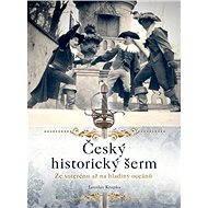 Český historický šerm - Elektronická kniha