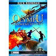 Bohové Olympu – Znamení Athény - Elektronická kniha