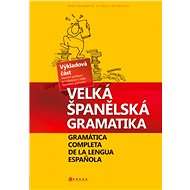 Velká španělská gramatika - Elektronická kniha