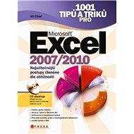 1001 tipů a triků pro MS Excel 2007/2010 - Elektronická kniha
