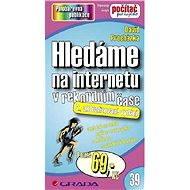 Hledáme na internetu - Elektronická kniha