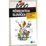 1000 německých slovíček - Elektronická kniha