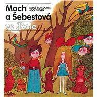 Mach a Šebestová ve škole - Elektronická kniha