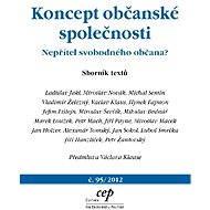 Koncept občanské společnosti - Elektronická kniha