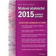 Mzdové účetnictví 2015 - Václav Vybíhal, kolektiv a